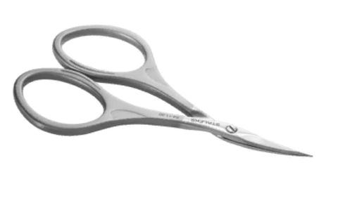 (Н-12) Ножницы заусеничные матовые (лезвия - 20 мм) (Staleks)