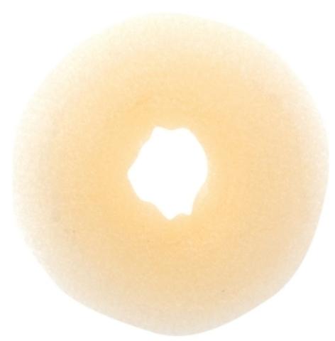 Валик HO-5116 Blond для прически, сетка, блондин d8см (Dewal)