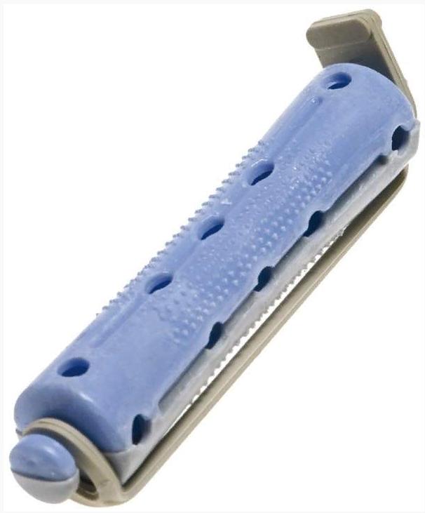 Коклюшки 4500729 короткие серо-голубые 12 штук (Eurostil)