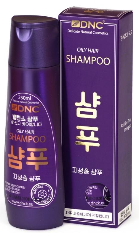 DNC Шампунь д/жирных волос (без SLS) 250мл /К10
