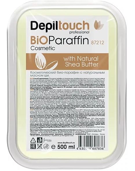 Био-парафин косметический с маслом ши 500 гр. (Depiltouch)