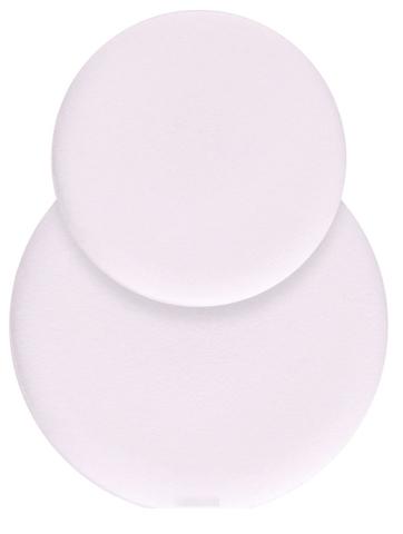 82-10-1712 QVS Двусторонние спонжи для макияжа (2 шт.)