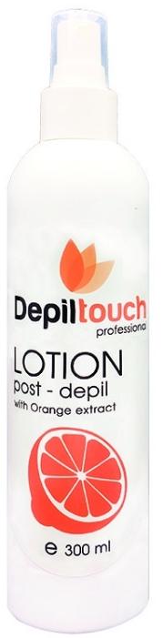 Лосьон с маслом апельсина после депиляции 300 мл. (Depiltouch)