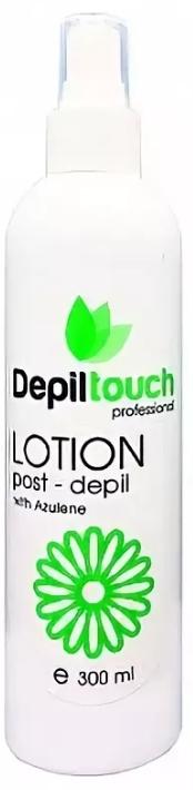 Лосьон Азуленовый после депиляции 300 мл. (Depiltouch)