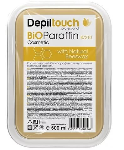 Био-парафин косметический с пчелиным воском 500 гр. (Depiltouch)