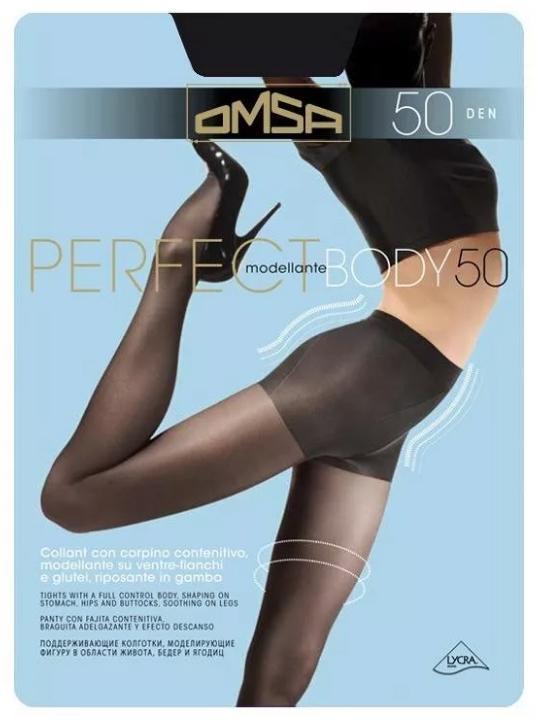 Perfect Body 50 marrone 2 (Omsa)