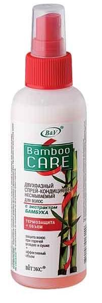 Bamboo Care Cпрей-кондиционер двухфазный несмываемый 145 мл