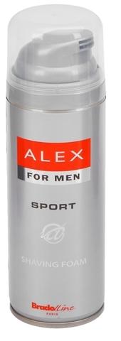 Пена для бритья Sport 200 мл. (Alex)
