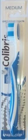 Зубная щетка арт.0935 средняя жесткость К40