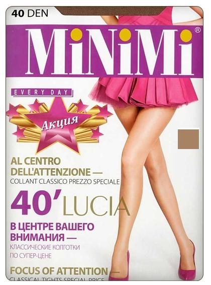 Lucia 40 колготки daino 3 (Minimi)