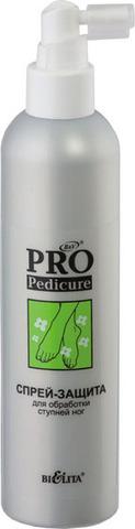 Белита PRO Pedicure Спрей-защита для обработки ступней ног 250 мл