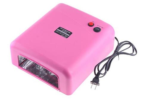 Ультрафиолетовая(УФ) лампа для гель-лака (36 ватт)