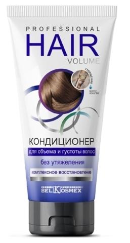 PROF.HAIR VOLUME Кондиционер д/объема и густоты волос,без утяжеления 180г/К24