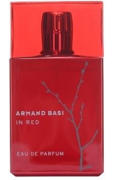 A. BASI IN RED w EDP 50 ml красная