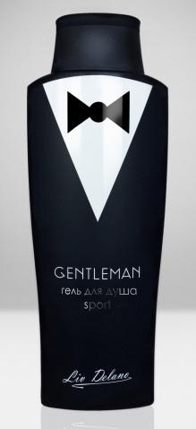 Gentleman Гель для душа Sport 300 г.