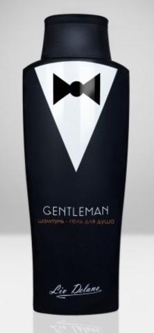 Gentleman Шампунь-гель для душа 300 г.
