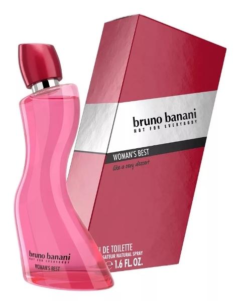 BRUNO BANANI WOMAN'S BEST w EDT 20 ml