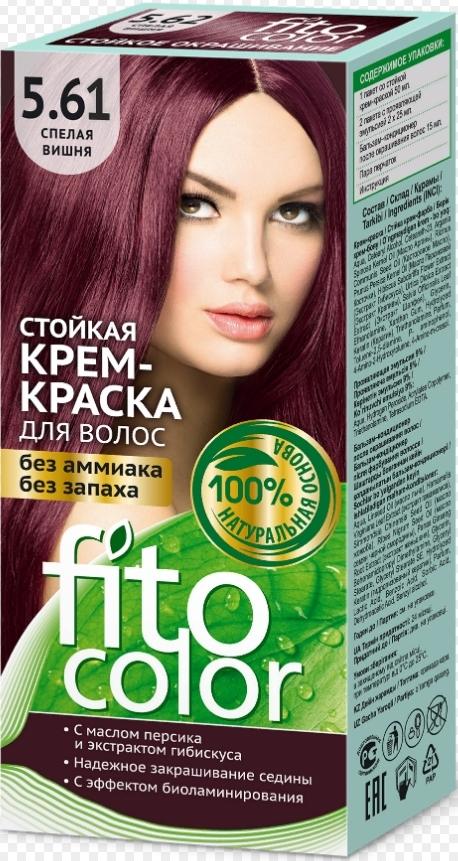 Стойкая крем-краска для волос