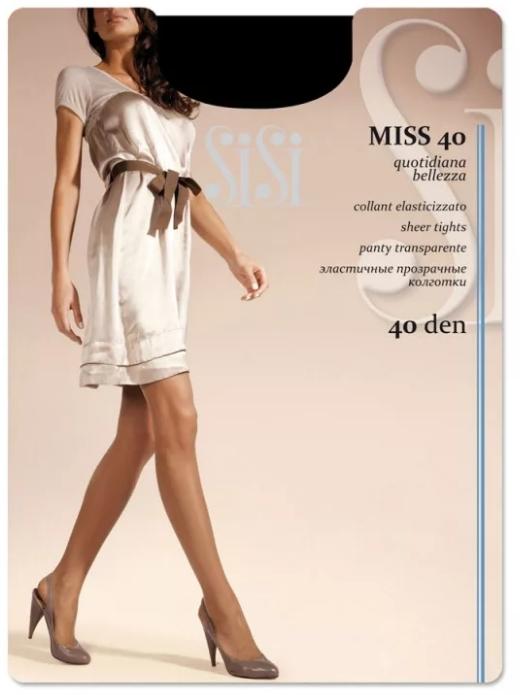 Miss 40 nero 5 (Sisi)