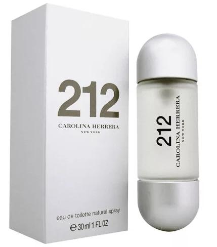 Carolina Herrera 212 w EDT  30 ml