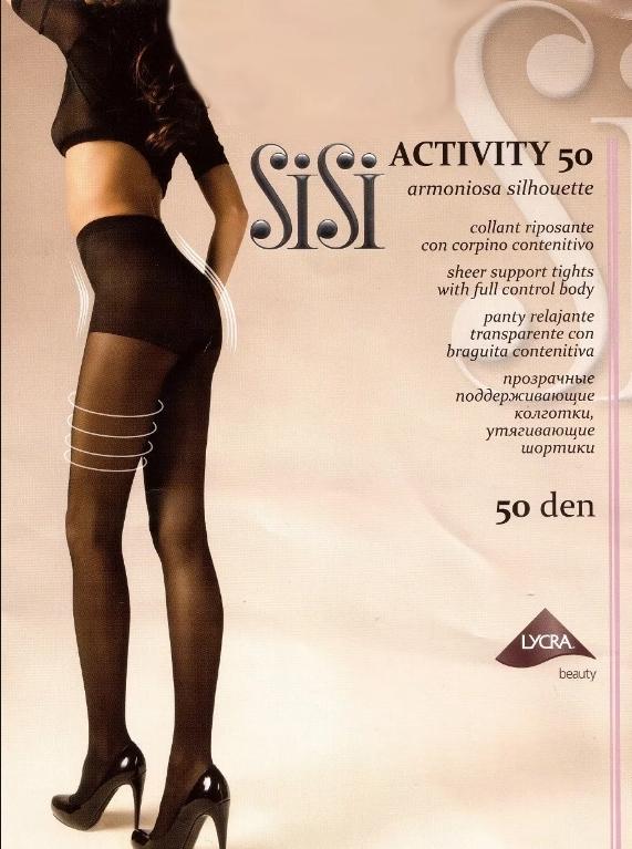 Activity 50 nero 4 (Sisi)
