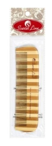 Гребень BB C1 бамбук (Scarlet Line)