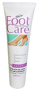 Белита Foot Care Гель-бальзам охлаждающий для ''горящих'' ступней ног 100 мл