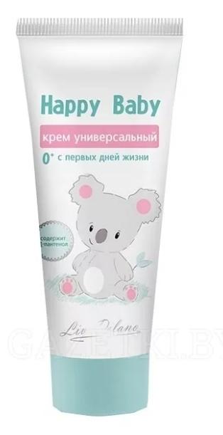 Happy Baby Крем универсальный 0+ (с первых дней жизни) 75г/36