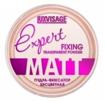Пудра-фиксатор Luxvisage Expert Matt (бесцветная)