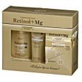 Vitex Retinol+Mg Подарочный набор: Крем для лица дневной+Маска+Сливки 45+100+150 мл