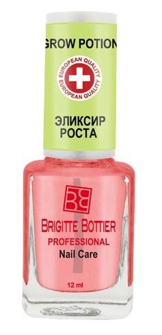 Средство для ногтей Элексир роста Grow Potion 12 мл. (Brigitte Bottier)