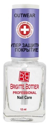 Средство для ногтей Супер защитное покрытие Outwear 12 мл. (Brigitte Bottier)