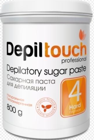 Сахарная паста для депиляции ПЛОТНАЯ 800 г. (Depiltouch)