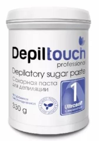 Сахарная паста для депиляции СВЕРХМЯГКАЯ 330 г. (Depiltouch)