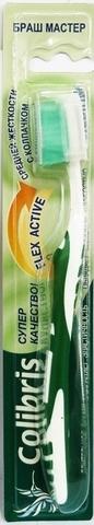Зубная щетка арт.0910 мягкая жесткость К40